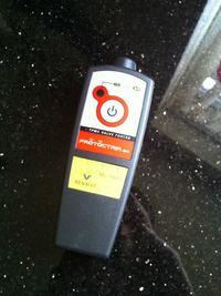 RENAULT - odczyt kodu z czujników ciśnienia opon