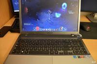 [Sprzedam] Laptop SAMSUNG NP350V5C-S08PL 4GB/i5/HD7670M/W8 + nowa bateria