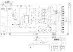 spawarka inwertorowa EGA MMA-205 IGBT identyfikacja elementów