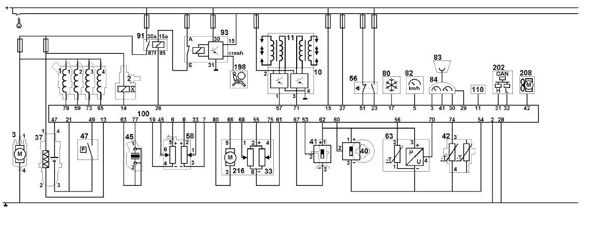 Seat Cordoba 2000r 1.4 MPI brak reakcji na peda� gazu uszkodzony sterownik?