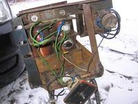 naprawa spawarki - intensywne uszkodzenia mechaniczne