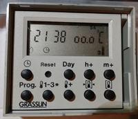 Grasslin V86/1 Chrono - szukam instrukcji