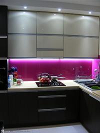 Oświetlenie LED blatu kuchennego - jakie profile dobrać?