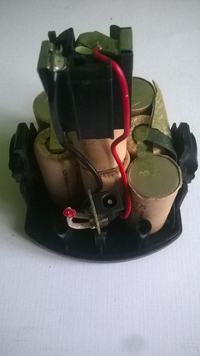 Wkr�tarka z tesco 9,6V - Zasilanie akumulatorem lub zasilaczem