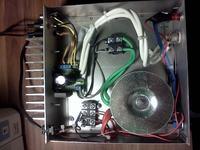 TDA1558 - brum i zakłócenia przy dotykaniu potencjometru