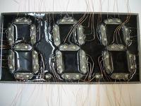 Wielokolorowy wyświetlacz LED