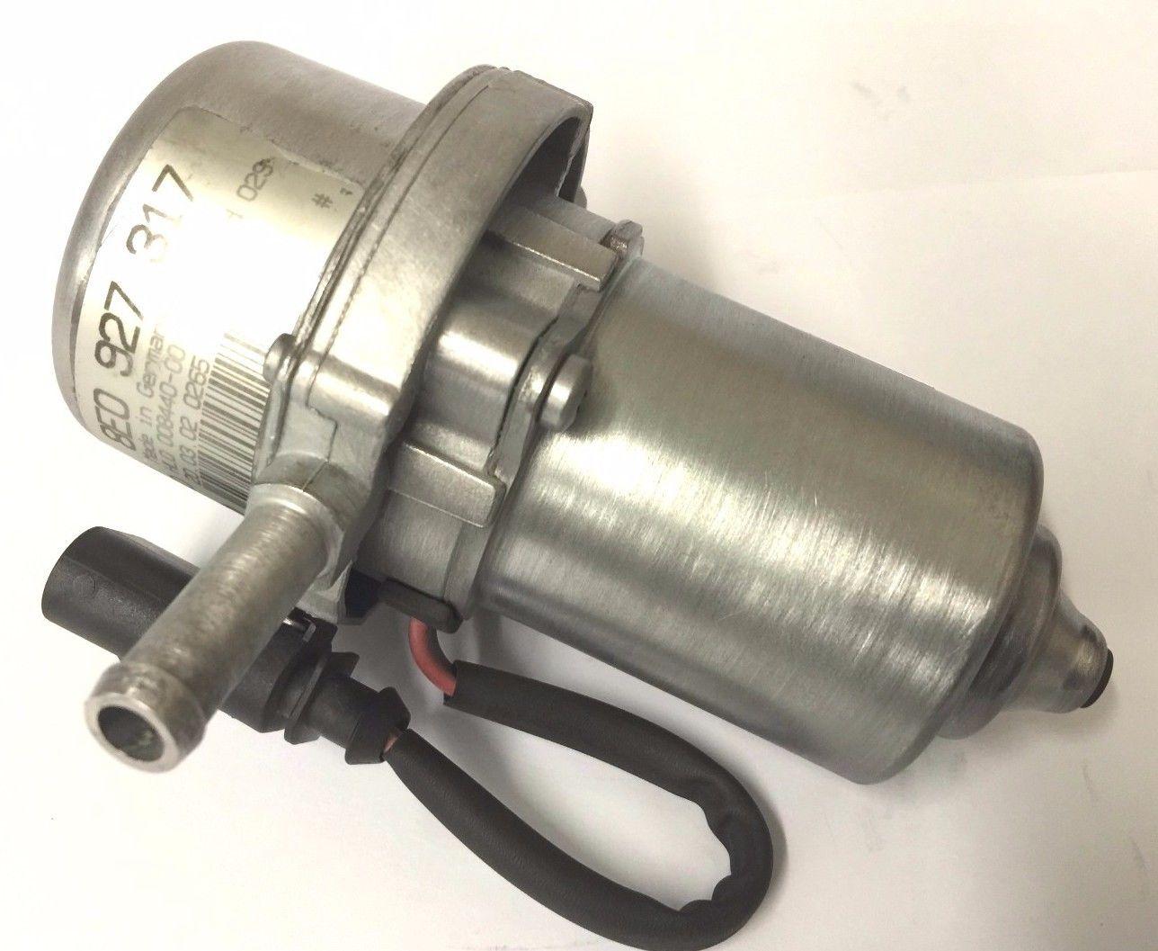 Tylko na zewnątrz Nowe źródło podciśnienia - Podłączenie elektrycznej pompy vacum. HP47