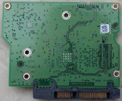 Seagate ST2000DM001 - Wymiana spalonej elektroniki
