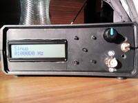 Genarator funkcyjny DDS na AVR.