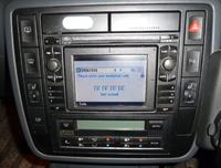 Ford Galaxy radio Polskie menu i polska mapa