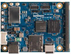 Open-Q 605 - jednopłytkowy komputer z QCS605, Wi-Fi, Bluetooth i Android 8.1