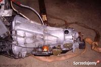 Wyciek z automatycznej skrzyni ASD w Mercedesie w124