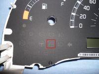 Punto 2 FL - Nie działa kontrolka otwartych drzwi
