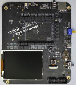 Płytka uruchomieniowa Kendryte KD233 z SoC na RISC-V