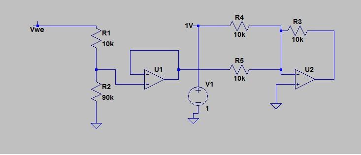 Konwersja napi�cia 0-10V na 1-10V
