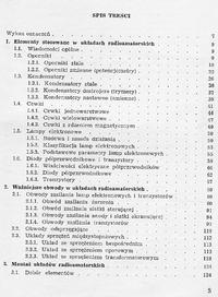 Książki traktujące o lampowych urządzeniach radiokomunikacyjnych