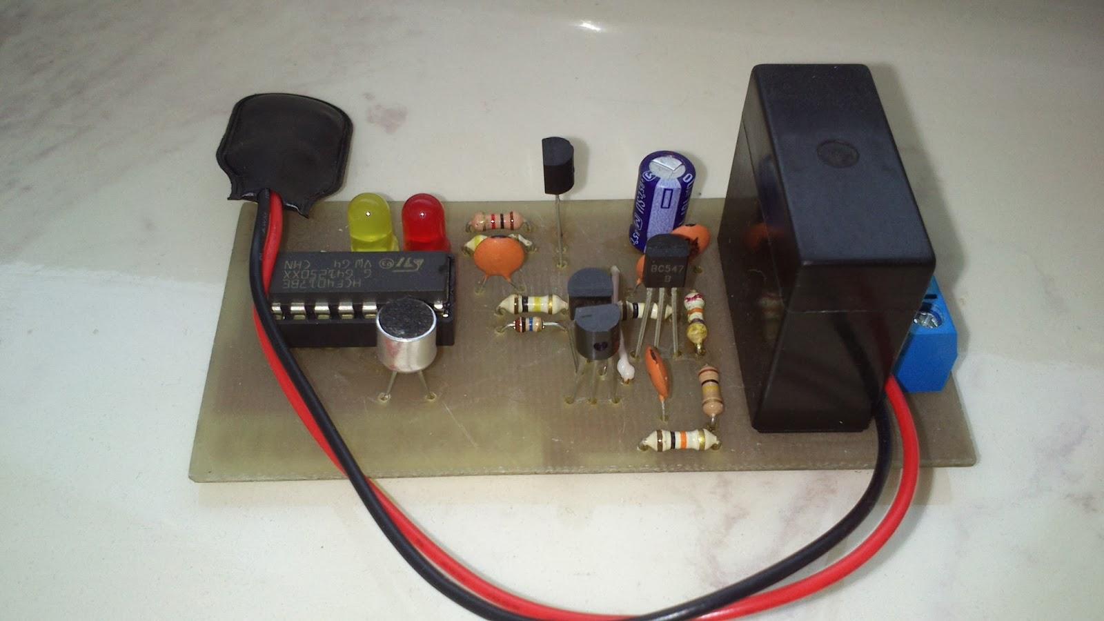 Klaskacz-Akustyczny w��cznik