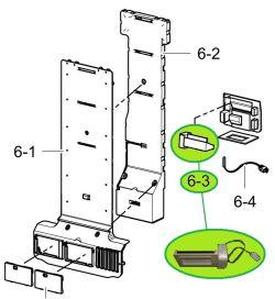 Samsung RL56GSBMG - chłodziarko zamrażarka - chłodziarka mrozi