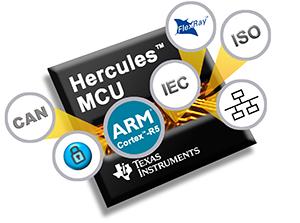 Nowe mikrokontrolery od firmy TI Hercules RM57Lx i TMS570LCx