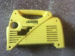 Karcher K2.0 włącza się i wyłącza naprzemiennie. Z lancy przyciskiem działa.