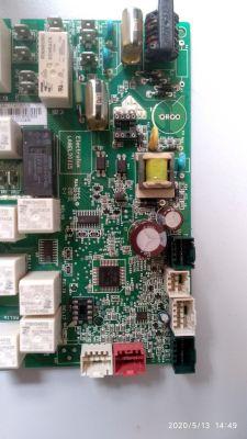 Piekarnik Electrolux EOC68200X - Uszkodzone zasilanie