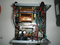 zasilacz na lm350 24v 2A. 20V spadek napięcia