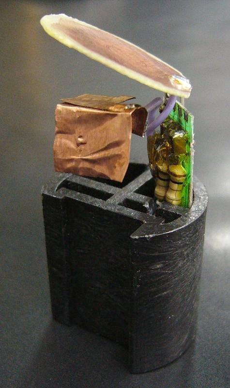 Modyfikacja zasilania latarki LED