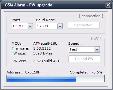 Bootloader i restart uC... [bascom / asm]