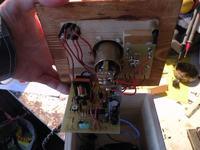 Steampunkowy detektor promieniowania jonizującego