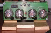 Kolejny zegarek Nixie LC-513