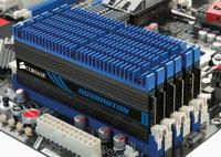 24 gigabajtowy zestaw pamięci DDR3 Corsair Dominator