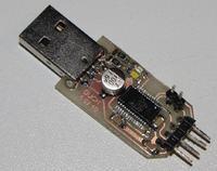 Konwerter USB - RS232 TTL