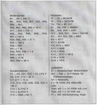 Domowa sieć telefoniczna - stare telefony impulsowe