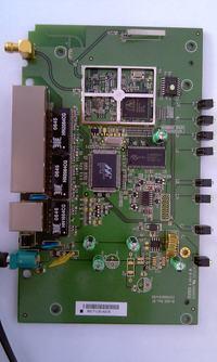 d-link DI-624 swieca wszystkie diody, brak lacznosci