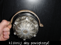 Bezprzewodowe zasilanie (indukcja). Transformator powietrzny