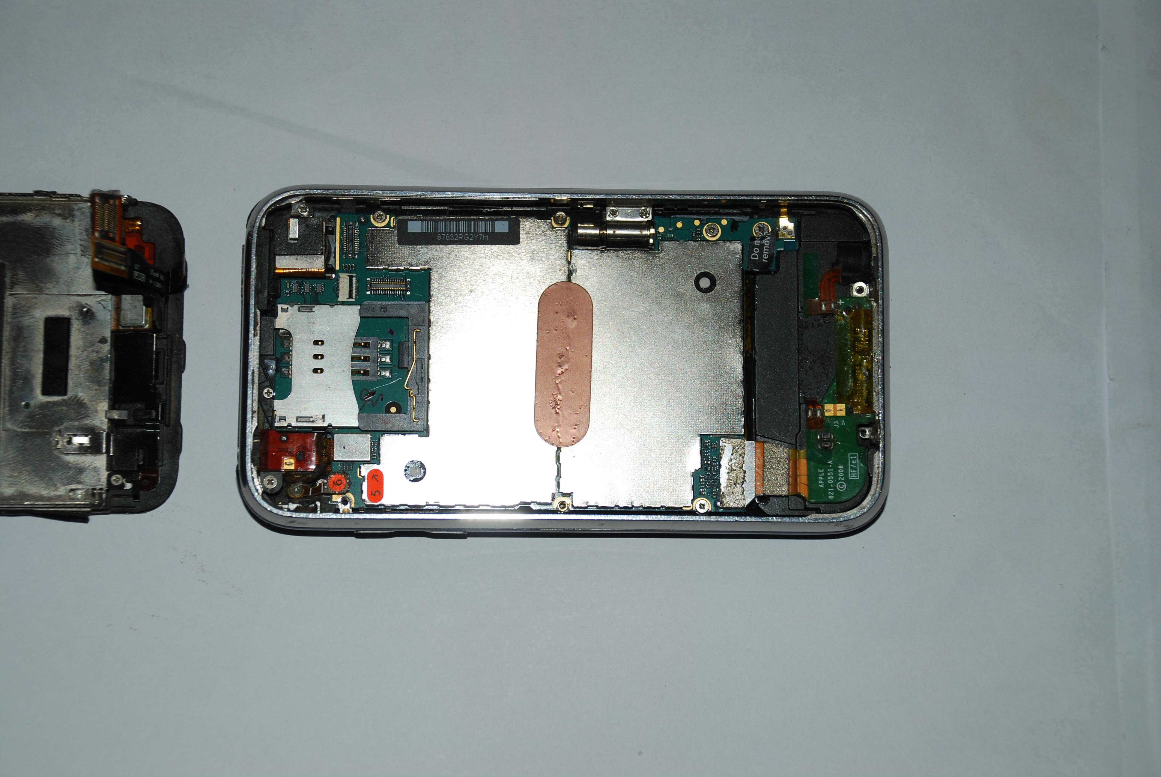 iPhone 3GS - nie w��cza si� - jak sprawdzi�