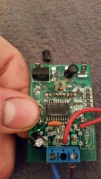 Mini szlifierka Nutool 160W nie działa
