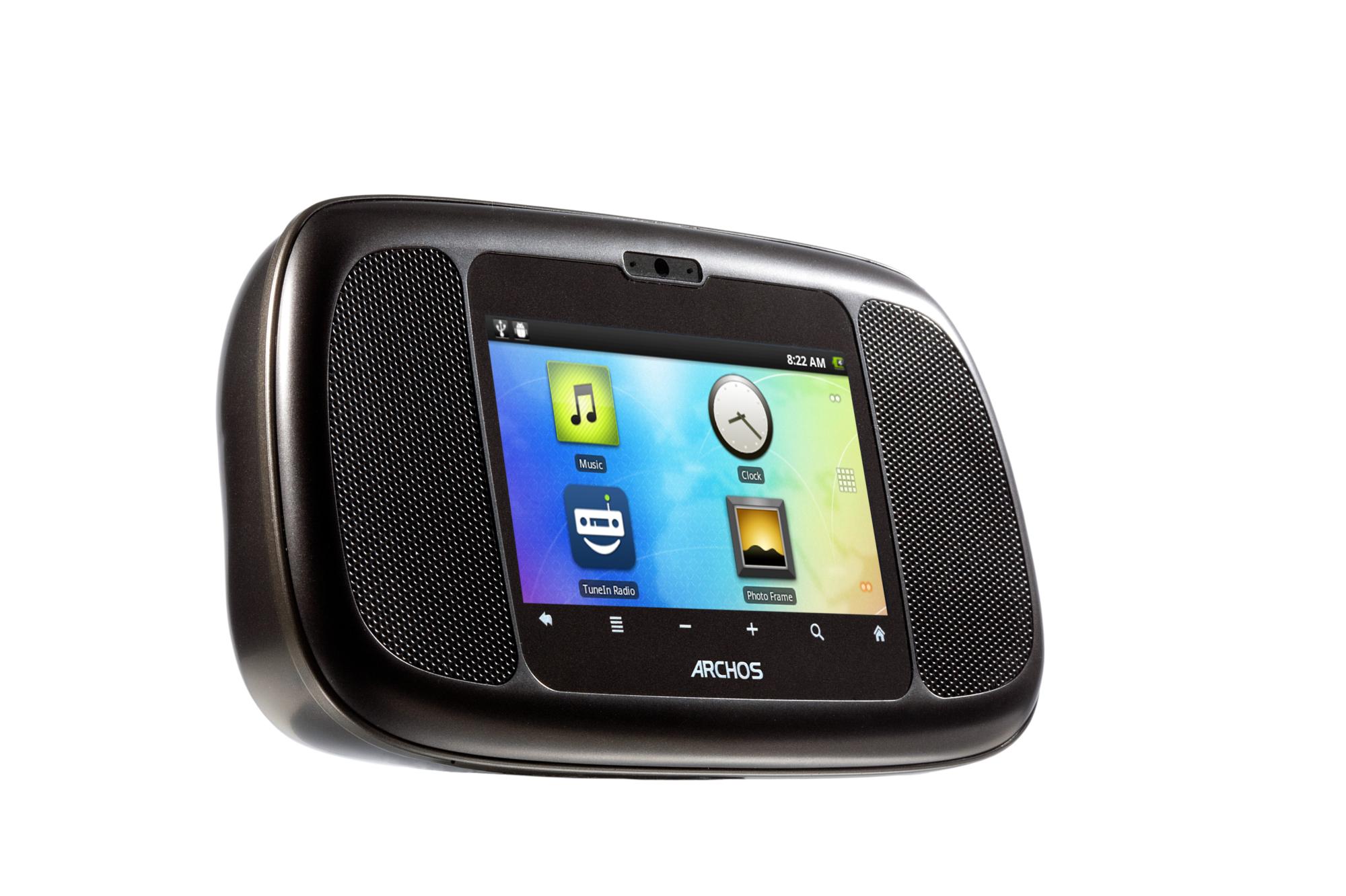 Archos 35 home connect - nowy odtwarzacz PMP z Android 2.2 w sprzeda�y