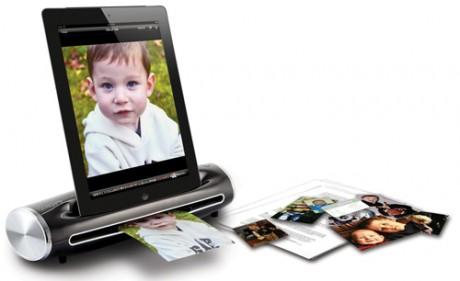 ION Audio DOCS 2 GO - przenośny skaner dokumentów i zdjęć z dokiem dla iPada