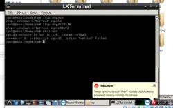 Virtualbox brak internetu - Debian