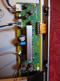 Panasonic TX-P42X10Y - miga zielona dioda i cyka a nie włącza się.