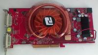 [Sprzedam] High-end'owy Radeon HD3850 DDR3 AGP - Potw�r wydajno�ci. Gwarancja!