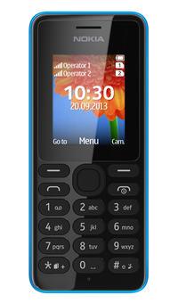Nokia 108 - klasyczny telefon komórkowy z Dual SIM za 29 dolarów
