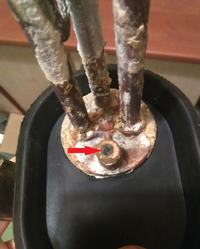 Ariston Platinum SI-50 Vertica - Ułamana anoda magnezowa