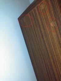 Kolumny podłogowe visaton CLOU