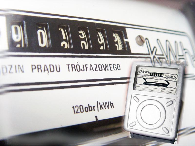 Licznik mod 2TCA43 - Odczyt energii