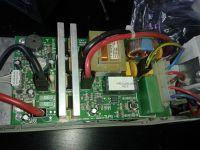 Zasilacz awaryjny UPS Ever CDS 700 - zwarcie podczas wymiany baterii