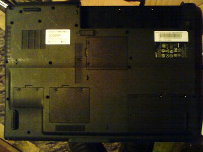 [Sprzedam] ACER ASPIRE 9301AWSMi na czesci lub do naprawy