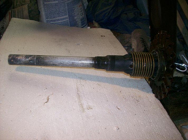 Konstrukcja anteny na fabrycznej cewce