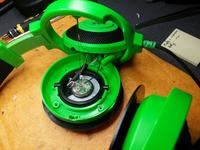 Słuchawki RAZER kraken - drobna naprawa